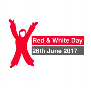Red and White Day 2017
